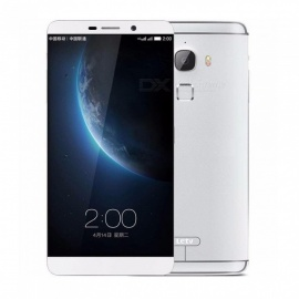 "Letv LeEco Le MAX X900 LTE 4G Android Smart Phone Snapdragon 810 Octa Core 6.33"" 21.0MP 2560*1440P Touch ID Silver"
