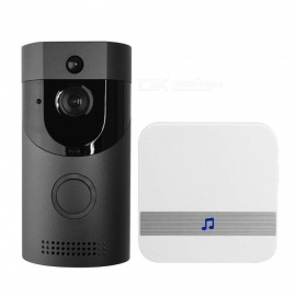 B30 Wireless Wi-Fi Intercom Video Doorbell + B10 Doorbell Receiver Set