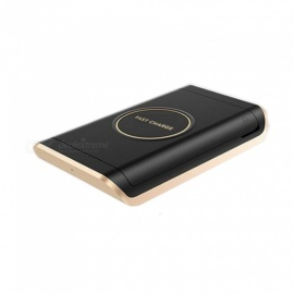 Foldable Fast QI Wireless Charger base for Cell Phone Quick Wireless Charging Pad Stand for Mobile Phone