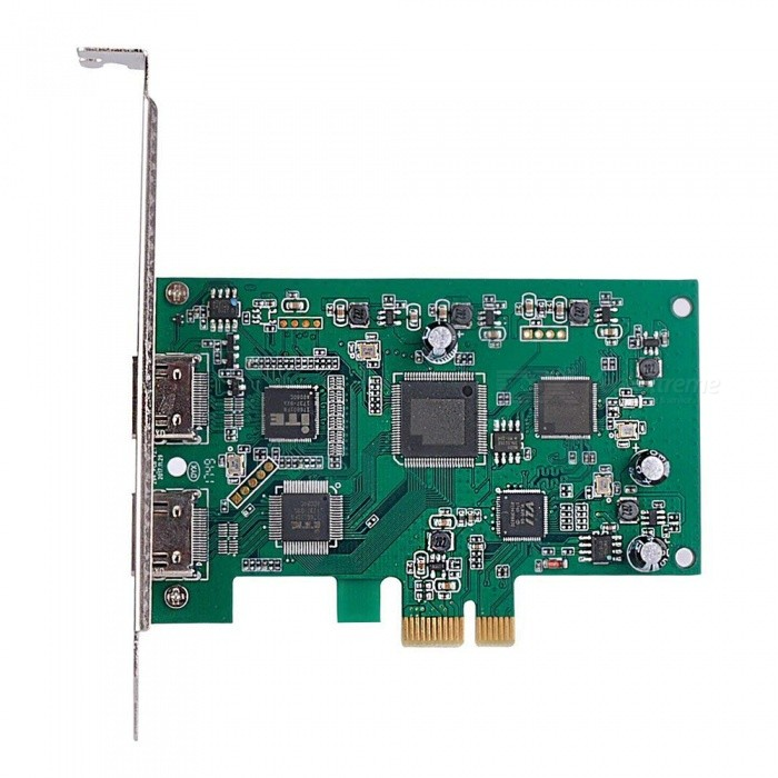 PCIE Video Capture Card 4k HDMI HD Video Capture 1080p 60pfs Record Game Conference Live Broadcast Streaming Webcasting