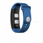 QS03 Heart Rate ECG Calorie Step Counter Fitness Tracker Clock Reminder IP67 Waterproof