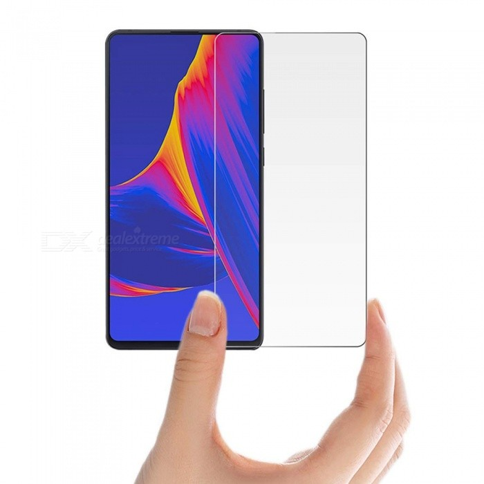 ... Naxtop Tempered Glass Screen Protector for Xiaomi Mi Mix 3