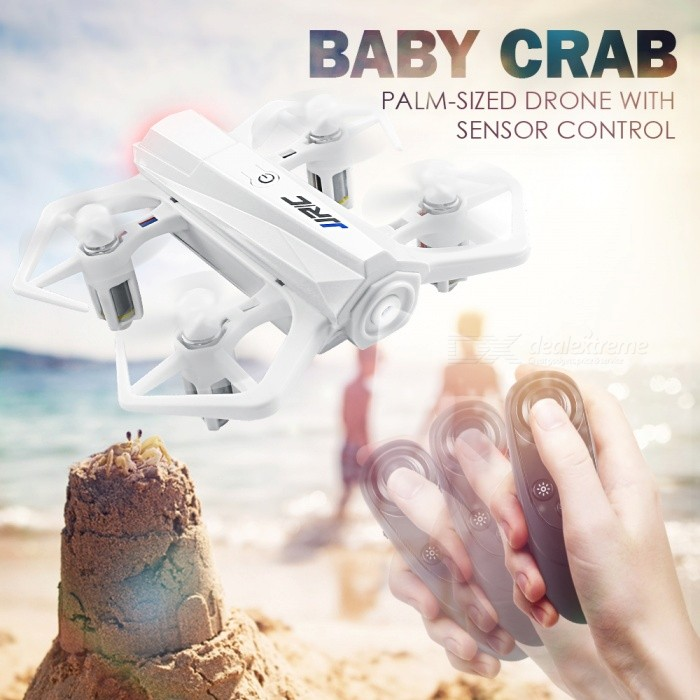 JJRC H63 BABY CRAB 2.4G RC Quadcopter with Gravity Sensor Control Altitude Hold Mode RTF - White