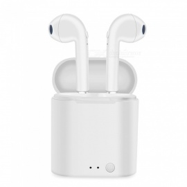 i7 Mini Twins Bluetooth Earphone Wireless Headphones Music Earbuds Sport Stereo Headset Car Call