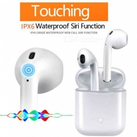 i10 TWS Wireless Bluetooth Earphone Stereo Headest Auto Pairing Bluetooth Earbuds With Charging Box