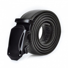 Split-Leather-Belt-with-Automatic-Style-Buckle-for-Men