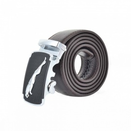 Premium Men's Automatic Buckle Leather Belt