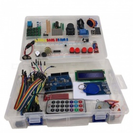 ESAMACT RFID Starter Kit for Arduino UNO R3 Upgraded version Learning Suite With Retail Box