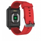 E04 Smart Band Fitness Tracker ECG/PPG Blood Pressure Heart Rate Monitor Waterproof Smart Watch