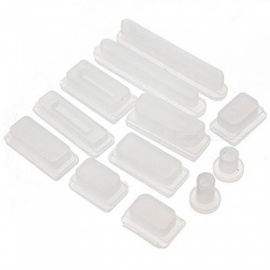 "Dayspirit Universal Anti-Dust Plugs for MacBook Pro with Retina Display 13.3"" , 15.4"" / MacBook Air 11""6 , 13.3"""