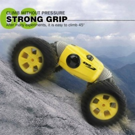 ESAMACT RC Car 9901 2.4G Rock Climbing Car / Off Road Car 1:16 Brush Electric 10-15 km/h Transformable / Wireless