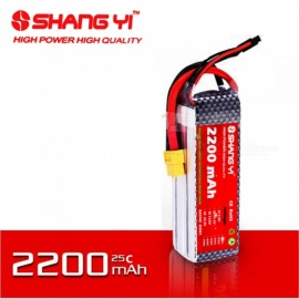 SHANGYI 1PCS 14.8V 2200mAh 25C 803496  Battery High Power Quality Lithium Battery Drone Quadcopter Helicopter Batteries