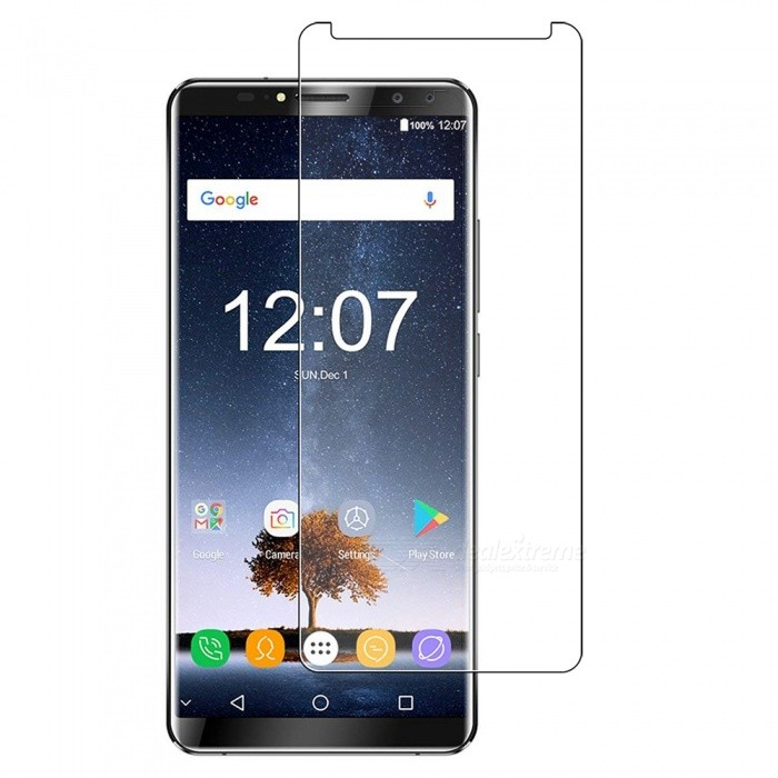 9H 2.5D Tempered Glass Screen Film for Oukitel K6 - Transparent