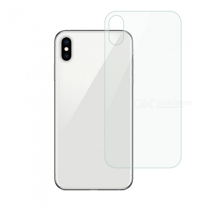Dayspirit Back Tempered Glass Screen Protector Film for IPHONE XS Max