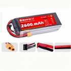 SHANGYI 1PCS 22.2V 2600mAh 25C 8034106 High Power Quality Lithium Battery for RC Helicopters Car Toy Airplane Drone