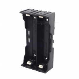 ABS 18650 Battery Holder Box Hard Pin 18650 Holder Batteries Case 2X 18650 Rechargeable Battery Power Bank Cases