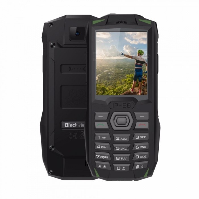 Blackview BV1000 2,4 Polegadas MTK 6261 Destaque Bar Telefone
