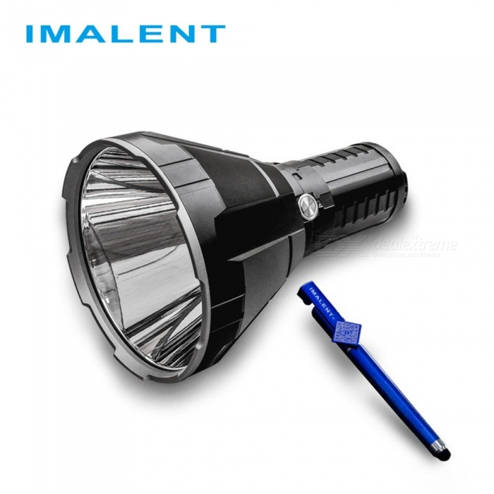 IMALENT R70C Rechargeable Search LED Flashlight With 6500Lm Distance To 1270 Meters CREE XHP70-2nd with USB Charging