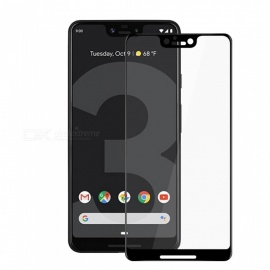 3D Full Cover Tempered Glass Screen Protector Film for Google Pixel 3 XL