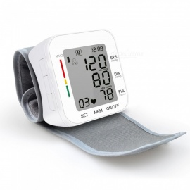 Smart Wrist Blood Pressure Monitor RZ204