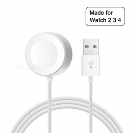 Wireless Charger for iWatch Series 2 3 USB Magnetic iWatch Charging Cable 3.3 feet/1meter for Apple Watch Charger