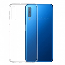 Mrnorthjoe Ultra-Thin TPU Back Cover Case for Samsung Galaxy A7 (2018)