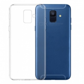 Mrnorthjoe Ultra-Thin TPU Back Cover Case for Samsung Galaxy A6