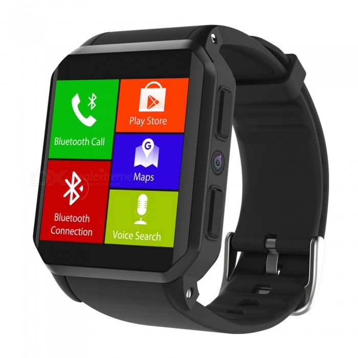 Buy CTSmart Waterproof 3G Android Smart Watch with Litecoins with Free Shipping on Gipsybee.com