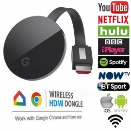 TV Stick for Netflix YouTube Chrome Cast for Android TV Miracast Cromecast HDMI Display Dongle VS Mirascreen Anycast