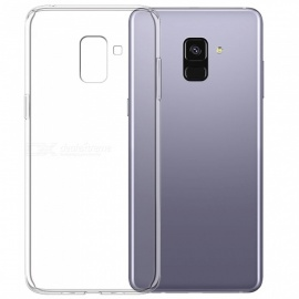 Mrnorthjoe Ultra-Thin TPU Back Cover Case for Samsung Galaxy A8 (2018)