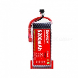 SHANGYI 1PCS 14.8V 5200mAh 25C Battery High Power Quality Lithium Battery for RC Toy Car Airplane Spare Parts Accessories