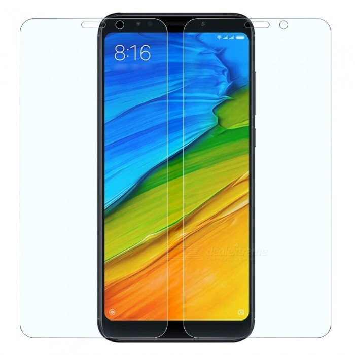 Mr.northjoe 2pcs Tempered Glass Film Screen Protector Guard for Xiaomi Redmi 5 Plus