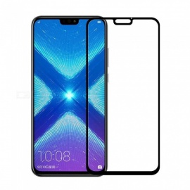 Naxtop Full Tempered Glass Screen Protector for Huawei Y9 2019 / Enjoy 9 Plus