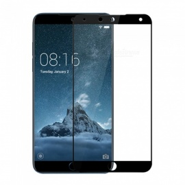 Naxtop Full Tempered Glass Screen Protector for Meizu 15 Plus