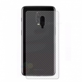 3D Anti-Fingerprint Transparent Back Film Screen Protector for Oneplus 6T