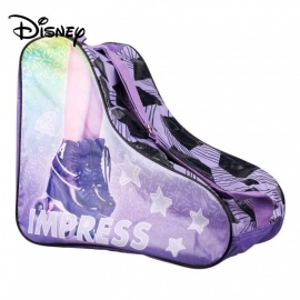 Disney Soy Luna 52*26*2 Large Capacity Impressive Roller Skate Bag For Girl Purple/50cm-1m