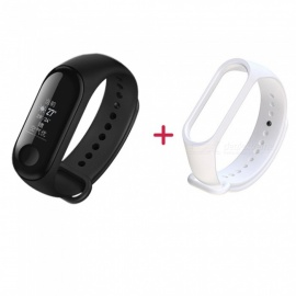 Original Xiaomi Mi Band 3  (Chinese Version) And Wristband - White