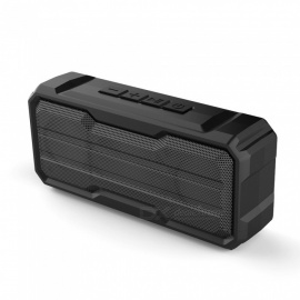 JEDX Outdoor Waterproof Portable Wireless Bluetooth Speaker Supports Plug-In U Disk