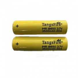 New Original 18650 3.7 v 3500 mah 18650 Lithium Rechargeable Battery For Flashlight Batteries