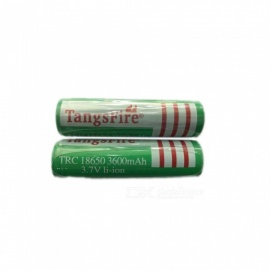 New Original 18650 3.7 v 3600mah 18650 Lithium Rechargeable Battery For Flashlight Batteries