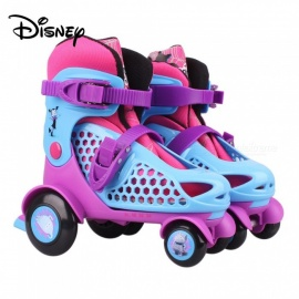Disney Adjustable Vampirina Patines Roller Skates For Girls - Talla S Purple
