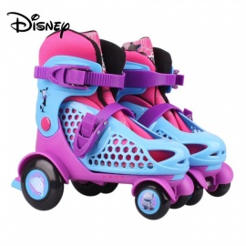 Disney Adjustable Vampirina Patines Roller Skates For Girls - Talla SS Purple