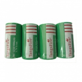 New Original 16340 3.7 v 900mah 16340 Lithium Rechargeable Battery For Flashlight Batteries