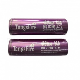 New Original 21700A 3.7 v 4000 mah 21700A Lithium Rechargeable Battery For Flashlight Batteries
