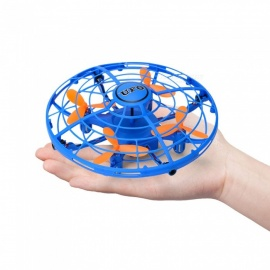 UFO Ball Mini Drone Infrared Sensing Control Quadcopter with Led Light for Children Boys