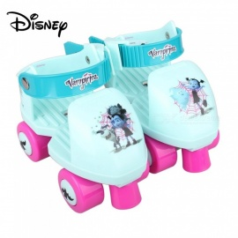 Disney Mini Vampirina Adjustable Roller Skate Shoes - Talla 26 To 29 Sky Blue
