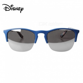 Disney Stylish Marvel Character Sunglasses For Kids, Cool Captain America Sunglasses Blue/One Size