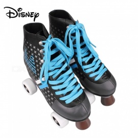 Disney Soy Luna 2.0 Lace Up Roller Skates Shoes For Boys - Talla 38 Black