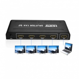 HDMI 4 Cut One Switcher Automatic Large Mode 4 In And Out HDMI Switcher