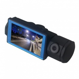 ZIQIAO A1 FHD 1080P 2.7inch Night Vision Car DVR Camera Dual Dash Cam